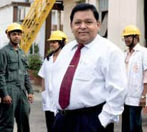 Passionate about building India: For A.M. Naik, its country before the company