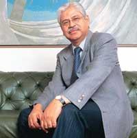 Debu Bhattacharya, Managing Director, Hindalco Industries