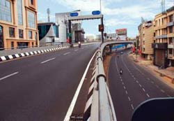 On track: Infrastructure is keeping pace in the city