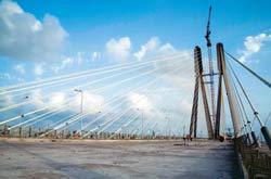 Bandra-Worli Sealink: Being built for a decade