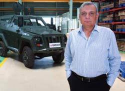 Khutub Hai, CEO, Mahindra Defence Systems