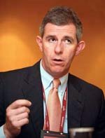 Peter Bendor-Samuel, CEO, Everest Group