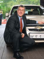 Karl Slym, President & MD, General Motors India