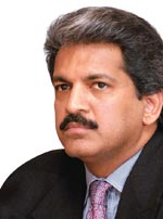 Anand Mahindra, Vice Chairman & Managing Director, Mahindra & Mahindra