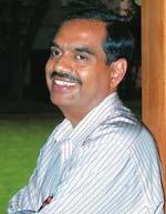 V. Balakrishnan, CFO, Infosys