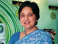 Neelam Dhawan/ Managing Director / Hewlett-Packard India
