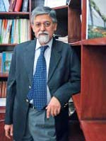 Chief Economic Advisor in the Ministry of Finance Arvind Virmani