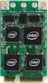 WiMAX inside: Intel notebooks embedded with this product provide flexible and convenient connectivity to both Wi-Fi and WiMAX networks