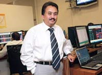 Ajay Parmar, Research Head, Emkay Global Financial Services