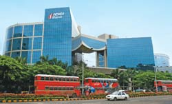 ICICI Bank headquarters in Mumbai
