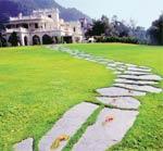 Ananda Spa near Rishikesh