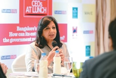 Kiran Mazumdar-Shaw, Chairman and Managing Director, Biocon