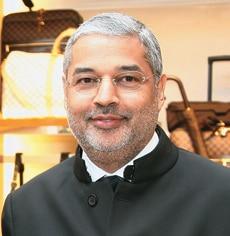 Tikka Shatrujit Singh, Advisor, Louis Vuitton India