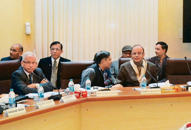 India Inc urges FM Arun Jaitley for tax cut