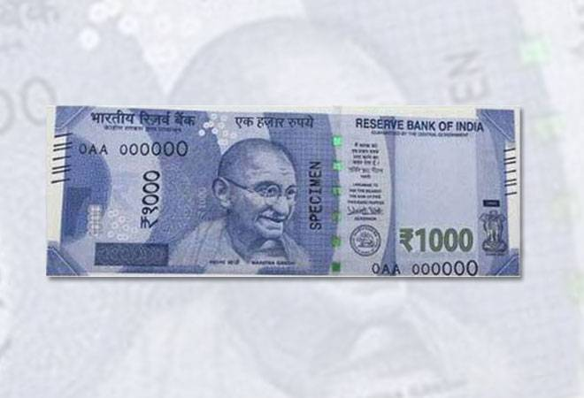 No plans to introduce Rs 1,000 notes, says Economic Affairs Secretary Shaktikanta Das