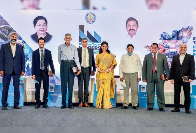 Business Leaders of Tamil Nadu