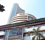 IndusInd Bank and Titan were the top gainer in the Sensex pack, advancing over 1 per cent, followed by M&M, Infosys and TCS.