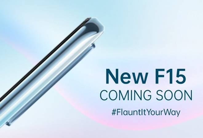 Oppo F15 to launch in India soon; likely to sport waterdrop notch, Snapdragon 730