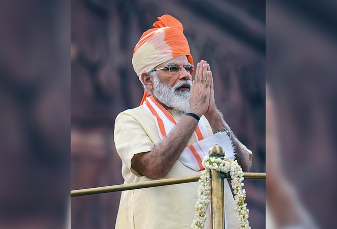'Breaking a taboo': Netizens praise PM Modi for speaking about sanitary napkins from Red Fort