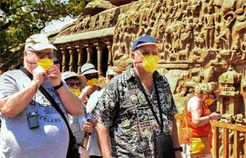 Coronavirus impact: Foreign tourist arrivals plunge 65% in March