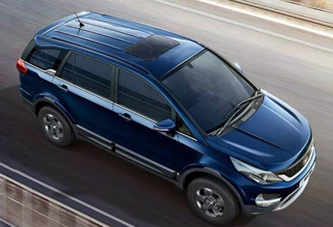 2019 Tata Hexa launched at Rs 14.38 lakh; check out features, availability
