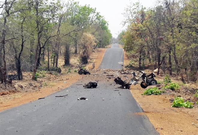 Gadchiroli Maoists Attack: 16 security personnel killed in Maharashtra; perpetrators will not be spared, says PM Modi