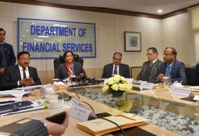 Coronavirus crisis: FM Nirmala Sitharaman to meet PSU bank heads on Monday
