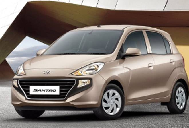BS-VI Hyundai Santro launched in India; Check out price, features, variants