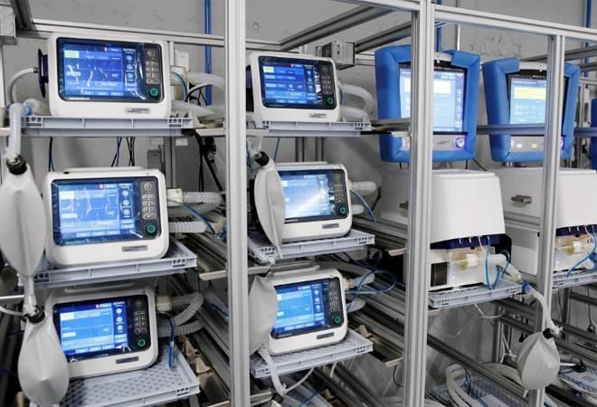 Coronavirus: Madhya Pradesh struggles with few ventilators, ICU beds
