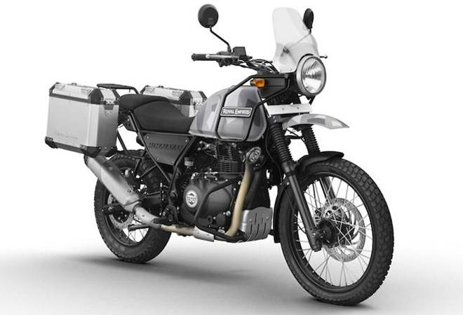 Royal Enfield Himalayan Sleet launched in India for Rs 2.12 lakh