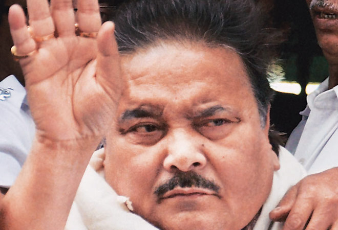 Madan Mitra is an accused in the Saradha scam.