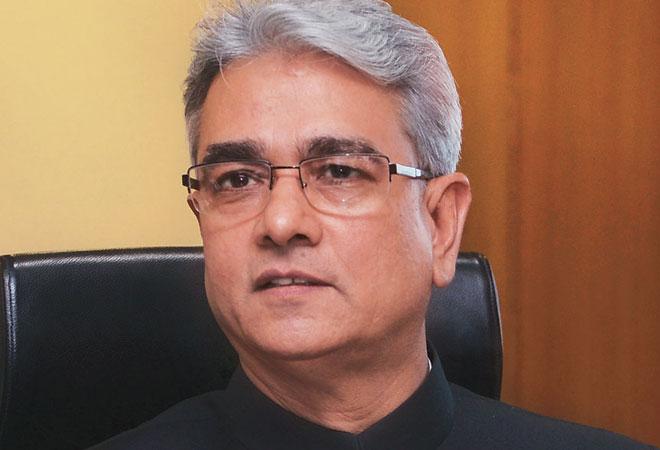 Comptroller and Auditor General of India Shashi Kant Sharma