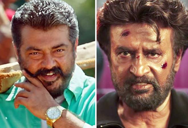 Petta vs Viswasam Box Office Collection: While Rajinikanth's film leads globally, Ajith's movie stays ahead at its home turf