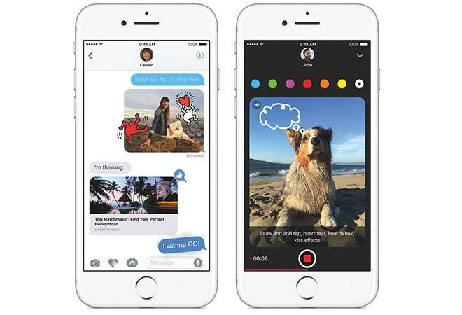 iOS 10 to roll-out tonight: Top 7 Features