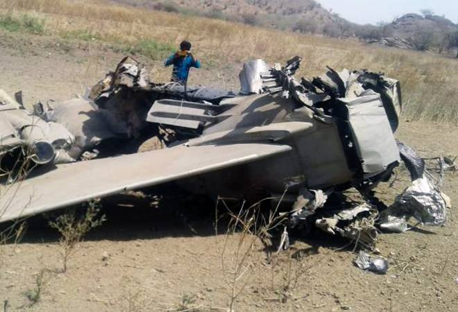 IAF's MiG-27 fighter jet crashed in Rajasthan's Sirohi; no casualties reported
