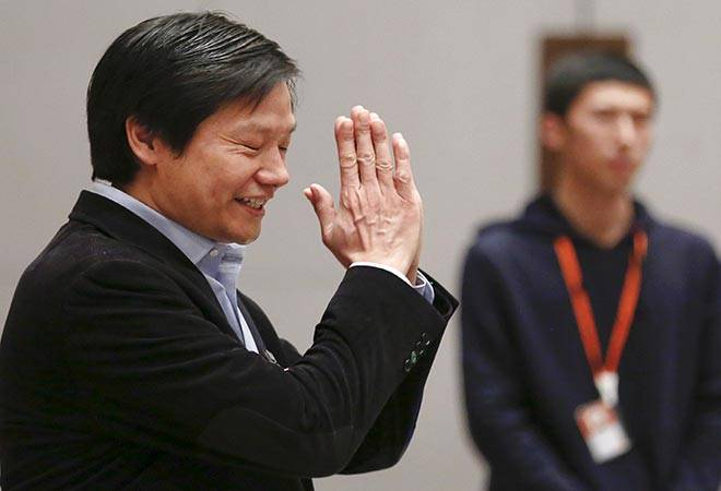 China's Xiaomi targets sales of $14.5 billion in 2017