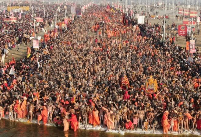 Image result for kumbh mela