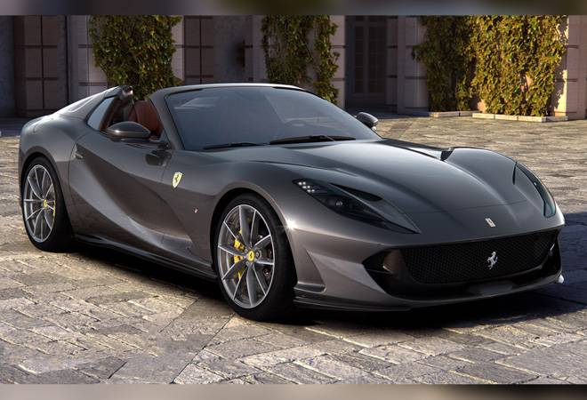 Ferrari reveals F8 Spider, 812 GTS to sustain fast track growth