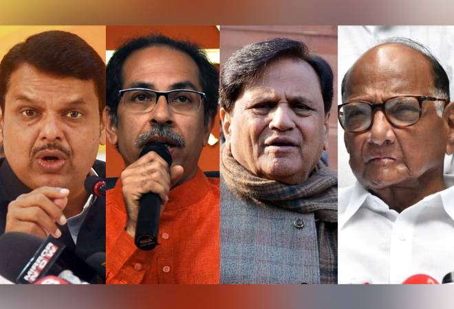 Govt formation in Maharashtra: Political impasse continues; BJP, Shiv Sena, NCP keep all options open