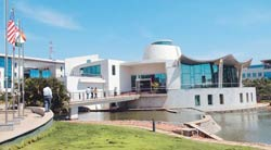 A centre of excellence: Wipro campus in Bangalore