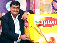 HUL's Mishra: He's looking beyond the customary cuppa