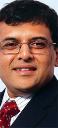 Sam Ghosh, Regional CEO (Middle East and India) Allianz AG