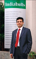 Gagan Banga/ CEO/ Indiabulls Credit Services