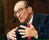 Former US Fed Chief Alan Greenspan