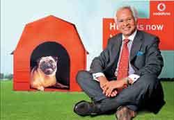 Asim Ghosh, MD, Vodafone Essar