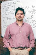 Amar Goel, Founder and CEO, Komli