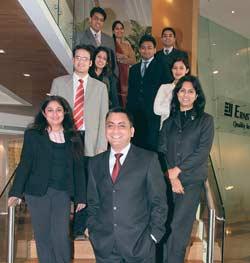 Sandeep Kohli, National Director- HR, Ernst & Young