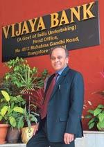 Prakash P. Mallya, CMD, Vijaya Bank