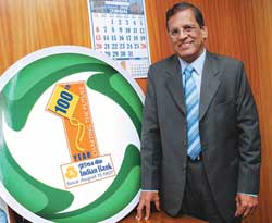 M.S. Sundara Rajan, CMD, Indian Bank