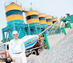 Madras Cements' Dharmakrishnan: Taking ERP to the fore